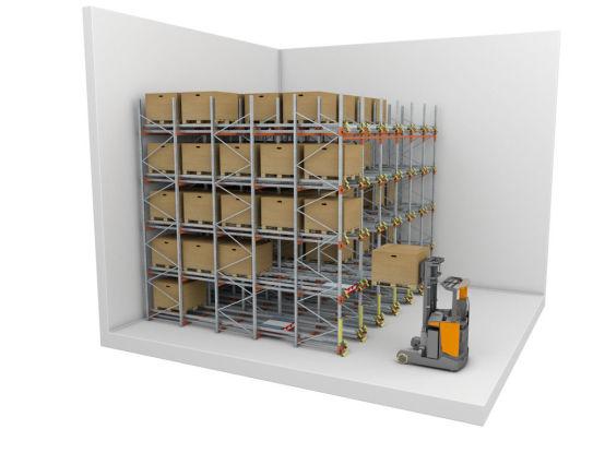 قفسه فلزی درایوین راک